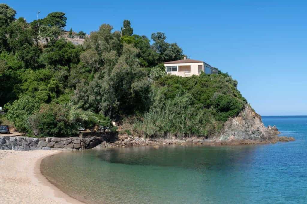Hotel à Propriano bord de mer