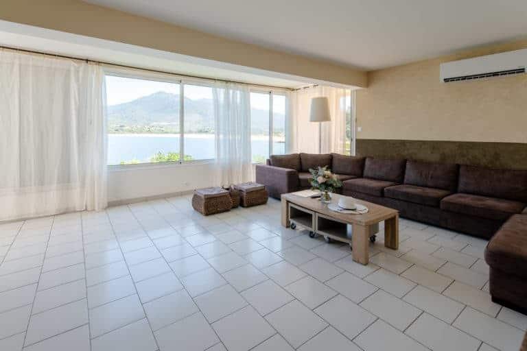 Hotel à Propriano - Villa bord de mer