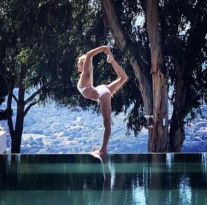 Professeure de Yoga Csilla