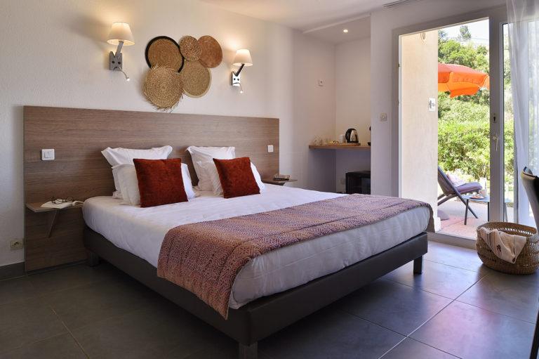 Chambre Confort - Hôtel Sampiero Corso Propriano