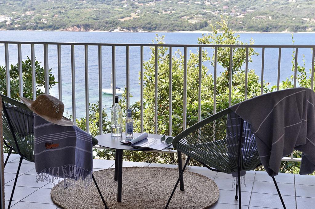 Chambre Premium - Hôtel Sampiero Corso Propriano