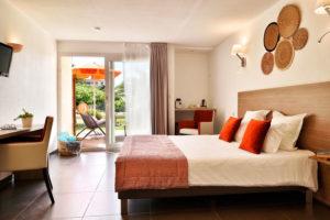chambre classique hôtel Sampiero corso