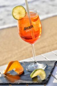 Apérol Spritz Restaurant Proprio