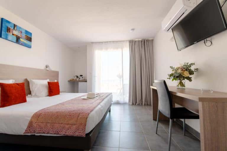 Hotel à Propriano - Chambre 2 couchages